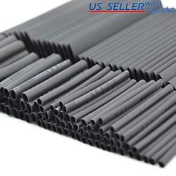 127pcs Heat Shrink Tubing Electrical Wire Insulation Cable Connection Sleeve Kit $5.60