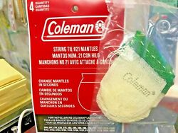 Coleman Mantles #21 String Tie 4 Pack The Outdoor Company Mantles Made Easy $8.95