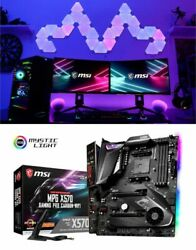 MSI ATX Motherboard MPG X570 GAMING PRO CARBON WIFI Equipped AMD X570 AM4 Japan $384.99