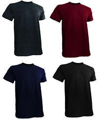 Styllion Big and Tall Mens Shirts Crew Neck Mid Weight CRSS 3XLT 7XLT $13.99