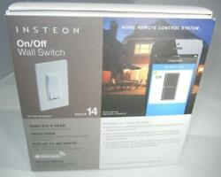 Insteon Smart Wall on off Switch Dual Band Model 2434 292 $40.00
