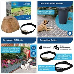 PetSafe Pawz Away Pet Barriers with Adjustable Range Pet Proofing for Cats and $145.60