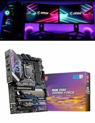 MSI ATX Motherboard MPG Z590 GAMING FORCE Equipped Intel Z590 LGA1200 From Japan $383.99