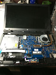 hp 17 ak012nr laptop for parts not working need new motherboard $149.00