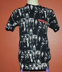 Vintage Chicago The Musical Black 1990s Broadway All Over Print Size Medium $25.00