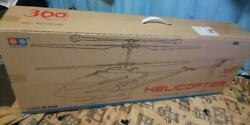 Electric Helicopter Radio Control $217.00