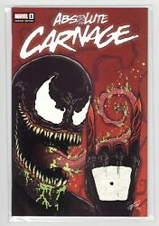 Absolute Carnage #1 Midtown DONNY CATES Cover Variant * 2019 $15.99