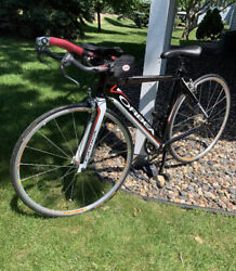 Orbea Orca carbon women#x27;s road bike 49cm Lots of Extras $1299.00