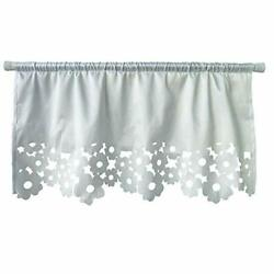 HomeyHo Half Curtain for Windows Short Curtains for Bedroom Girls Tier Kitche... $18.66