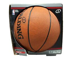 Spalding Indoor Outdoor Premier Play 29.5quot; Full Size Basketball Used Once $19.00