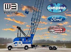 IMC 30 1203 Manitowoc 4100 Lampson Limited to 200 1 50 NEW Die cast MIB $555.00