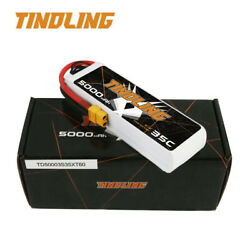 5000mAh 35C 11.1V 3S Lipo Battery XT60 Plug For RC FPV Airplane Helicopter Truck $20.15