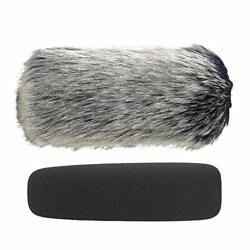 SUNMON Windscreen Muff and Foam for Rode VideoMic NTG2 NTG1 and WSVM Micropho... $24.93