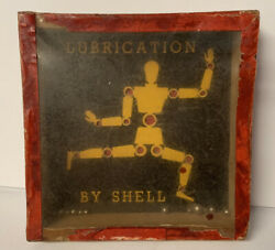 Rare Shell Lubricating Oil Antique Novelty Toy $100.00
