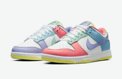 Nike Dunk Low SE Easter Candy W $140.00