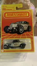 2020 Matchbox Retro 8 12 Target Exclusive 1933 FORD COUPE MATCHBOX SPEED SHOP $6.99