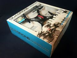 Quadrone Tumbler Cam Drone 2.4GHZ 4 Channel 300 Ft. Range RTF Kit Ready to Fly $39.99