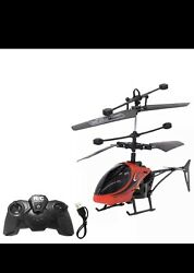Remote control flying helicopter outdoor. $72.00