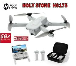 Holy Stone HS175 RC GPS Drone with 2K Camera Brushless 40 Mins Quadcopter $149.00