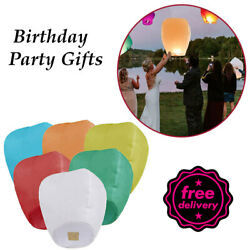 Chinese Lanterns 6 Pack Paper Weddings Birthday Party New Years Festival $14.05