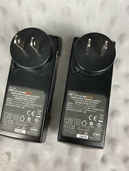2 PARROT AR.DRONE 2.0 Battery Charger. CHA012008 AUTHENTIC used. $50.00