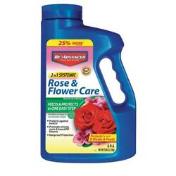 2 in 1 Systemic Rose amp; Flower Care Ready To Use Granules 5 Lb. Insect Protection $15.99