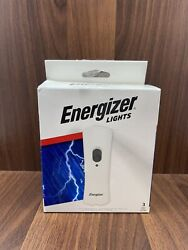 ENERGIZER Rechargeable Emergency LED Flashlight Plug in Power 3 Pack $17.99