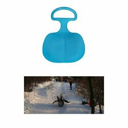 Outdoor Sports Snowboard Skiing Boards Ski Kids Winter Thick Plastic Sand Grass $20.00
