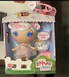 Lalaloopsy Littles Doll Breeze E Sky with Pet Cloud ⛅️ 2021 NEW $32.00