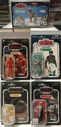 Star Wars The Vintage Collection Choose From Your Favorite Action Figures $58.99