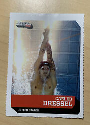 Bent* Caeleb Dressel 2019 Sports Illustrated For Kids Rookie RC USA Swimming SI $70.00