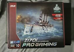 Asus z170i pro gaming with intel core i7 6700k motherboard and CPU combo $299.99