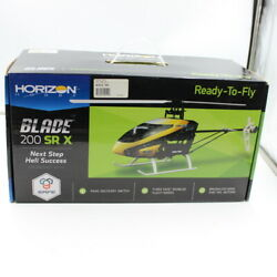Blade 200 srx RC helicopter Horizon Hobby 200 SR X For Parts $69.77