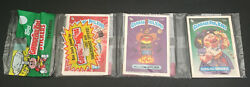 Garbage Pail Kids 1986 Topps Series 3 Sealed Rack Pack of 24 Cards Pack Great $44.95