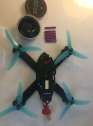 custom built 5quot; fpv racing freestyle drone used twice READ THE DESCRIPTION $210.00