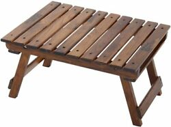 Tent Factory Table Woodline Grand Mid Table $448.76