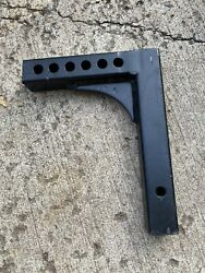 Replacement Weight Distribution Hitch Shank 2 In Solid Extra Duty.. $45.00