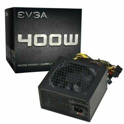 EVGA 100 N1 0400 L1 400W Non Rated Power Supply $35.99