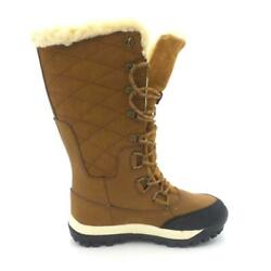 BEARPAW Isabella Water Proof Snow Boots Hickory II $32.99