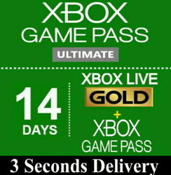 XBOX LIVE 14 Day GOLD Game Pass Ultimate Trial Code INSTANT DISPATCH GLOBAL $7.49