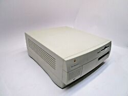 APPLE VINTAGE POWER PC G3 233MHz 512k CAHCHE 32MB 4GB HD 24X CD ROM T9 D11 $157.50