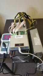 Bitmain Antminer S9 13.5 TH s withAPW3 AntMiner Power Supply1300W 110v $699.00