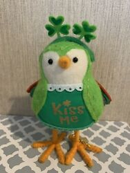 2020 Target Spritz St. Patrick's Day Bird Lucky New Without Tag NWOT $19.99