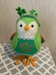 2020 Target Spritz St. Patrick's Day Bird Lucky New With Tag NWT $24.99