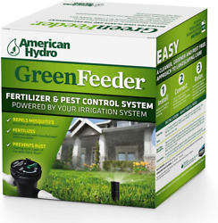 GreenFeeder Automatic Injection System – For Residential and Commercial Systems
