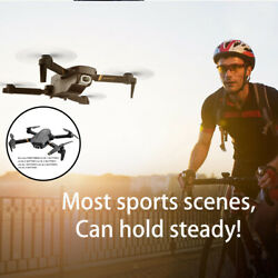 2021 NEW Foldable V4 RC Drone WiFi FPV Live Video Quadcopter One Key Start $36.15