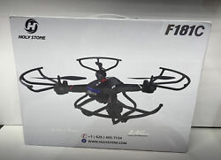 Holy Stone F181C RC Quadcopter Drone with HD Camera RTF4 Channel 2.4GHz OPEN BOX $49.99