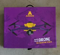 BRAND NEW AirDog Auto Follow Sports Drone record your movements by drone $300.00