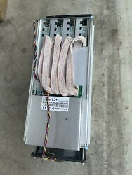 Bitmain Antminer L3 Scrypt 504 MH s USA Stock $1400.00