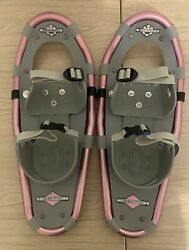 LL Bean Winter Walker 19 Snowshoes New Never Used $69.95